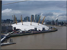 TQ3980 : North Greenwich Arena by Graham Hogg