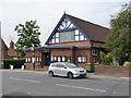 SK8361 : Collingham War Memorial Hall  by Alan Murray-Rust