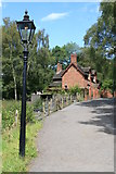 SJ6903 : Blists Hill Victorian Town - the doctor's house by Chris Allen