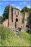 SJ6903 : Blists Hill Victorian Town - engine house by Chris Allen