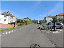 NS2515 : Kennedy Drive, Dunure by Billy McCrorie