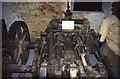 SX4554 : Devonport Dockyard - capstan engine by Chris Allen
