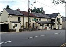 ST1897 : The Cross Oak Inn, Penmaen by Jaggery