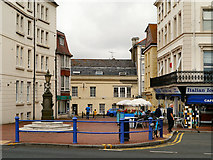 TV6199 : Seahouses Square by David Dixon