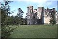 ST9326 : Old Wardour Castle by Christopher Hilton