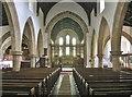 NU0501 : Interior of All Saints Church, Rothbury, Northumberland by Derek Voller