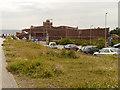 TQ6400 : Wastewater Treatment Plant, Langney Point by David Dixon
