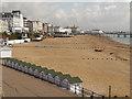 TV6198 : Eastbourne Beach by David Dixon