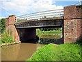 SJ4960 : Crow's Nest Bridge (Bridge 113), Shropshire Union Canal by Jeff Buck