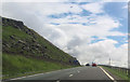 NY8812 : Approaching Stainmore Summit by John Firth