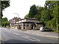 SU4410 : Sholing, The Swan by Mike Faherty