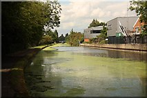 TQ1983 : Grand Union Canal by Richard Croft