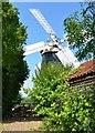 TL5764 : Swaffham Prior Mill by Ashley Dace