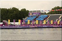 TQ2780 : Olympic triathlon venue by Richard Croft