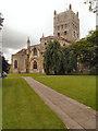 SO8932 : St Mary's Abbey Church (Tewkesbury Abbey) by David Dixon