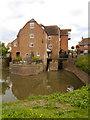 SO8832 : Abbey Mill by David Dixon