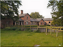 SJ9921 : The Model Farm at Shugborough by David Dixon
