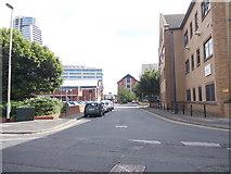 SE2932 : Back Row - David Street by Betty Longbottom