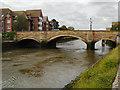 TQ0107 : Arundel Bridge by David Dixon