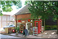 SU4331 : Sparsholt - Village Store and Post Office by Barry Shimmon