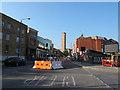 TQ3877 : Pedestrian control arrangements  by Stephen Craven