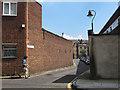 TQ3379 : Lamb Walk, Bermondsey by Stephen Craven