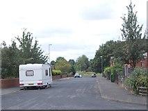 SE2932 : Nineveh Parade - looking towards Jenkinson Close by Betty Longbottom