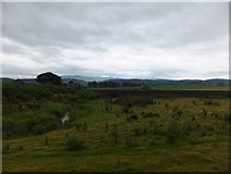 SH6041 : View  from Welsh Highland Railway near Pont Croesor by Richard Hoare