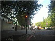TQ2780 : Bayswater Road at Marble Arch by David Howard