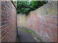 SU8586 : Seven Corners Passage, Marlow by David Hawgood