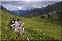 NN1364 : Above Tigh-na-sleubhaich by Ian Taylor