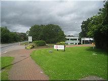 SU6553 : Wade Road - Basingstoke by Sandy B