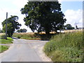 TM4076 : Heath Road, Mells by Adrian Cable