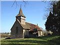 SP1265 : St Mary's Church, Oldberrow by Robin Stott