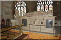 SO7745 : Knotsford Memorial, Great Malvern Priory by Julian P Guffogg