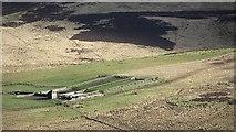NS9828 : Gathering pens, Bleakfield by Richard Webb