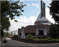 ST5773 : R/C Cathedral - BS8 by David Hallam-Jones