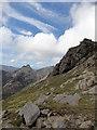 NR9842 : View towards Cir Mhor by Brian Robertson