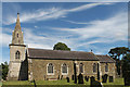 TF2665 : St Benedict's church, Scrivelsby by J.Hannan-Briggs