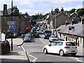 NN9458 : Atholl Road, Pitlochry by Andrew Curtis