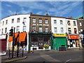 TQ3476 : M. Manze, Eel and Pie House High Street, Peckham by PAUL FARMER