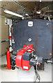 SP4115 : Combe Mill - boiler by Chris Allen