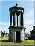 NS6065 : Memorial to Charles Clark Mackirdy by Lairich Rig