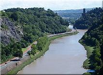 ST5673 : Avon Gorge & Bridge - BS8 by David Hallam-Jones