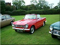 J0558 : Triumph Herald Coupe by P Flannagan