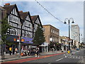 TQ2168 : New Malden High Street by Colin Smith