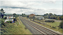 ST0207 : Site of Cullompton station by Ben Brooksbank