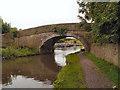 SD4855 : Lancaster Canal Bridge#96, Galgate by David Dixon