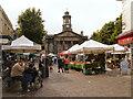 SD4761 : Lancaster Market Square by David Dixon