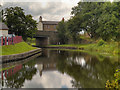 SD6225 : Leeds and Liverpool Canal, Riley Green Bridge by David Dixon